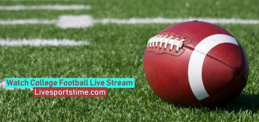 College Football Live Stream Online