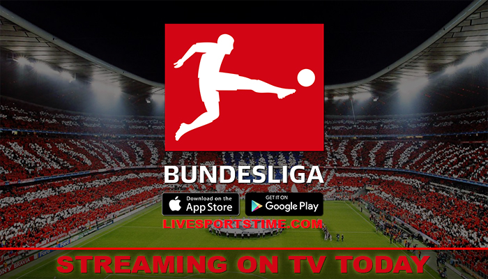 fuГџball bundesliga live stream