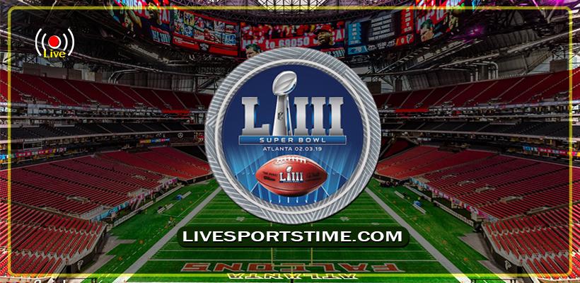 Super Bowl 2019 Live Stream